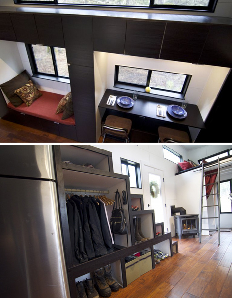 Modern Mortgage Free Tiny House Built for Just 33K