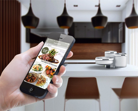 Smart Cooking Concept Blows The Crock Pot Off The Counter
