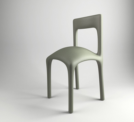 arched cat chair