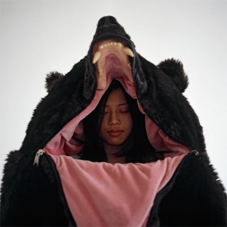 bruno bear sleeping bag