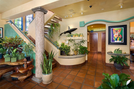 cat house goleta california