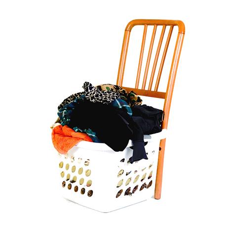 clothes hamper chair
