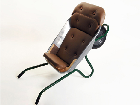 loungebarrow portable transforming chair
