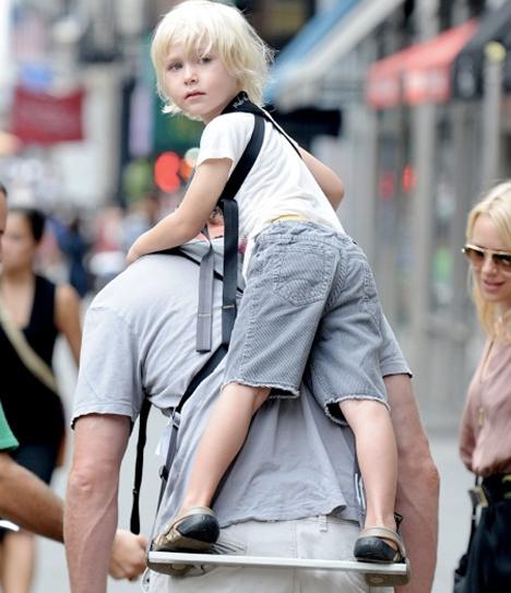 piggyback platform carrier