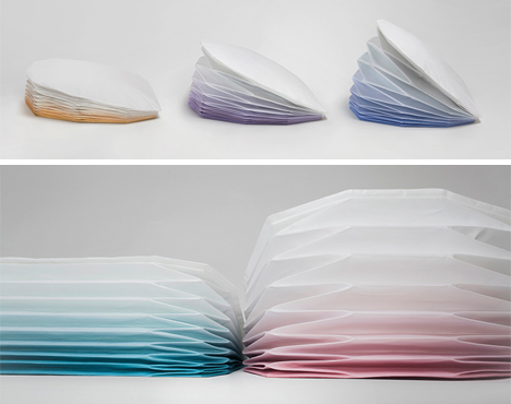 Accordion-Like Pillow Has a Fully Customizable Size Range