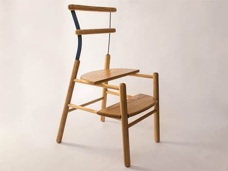 Exceptionnel Suppergiu Transforming Chair Stepladder