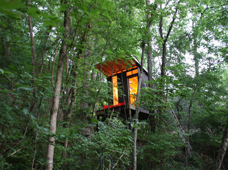 tennessee treehouse