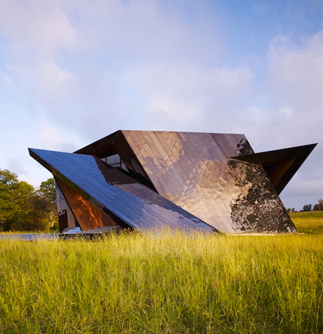 LIbeskind Ultramodern House 1