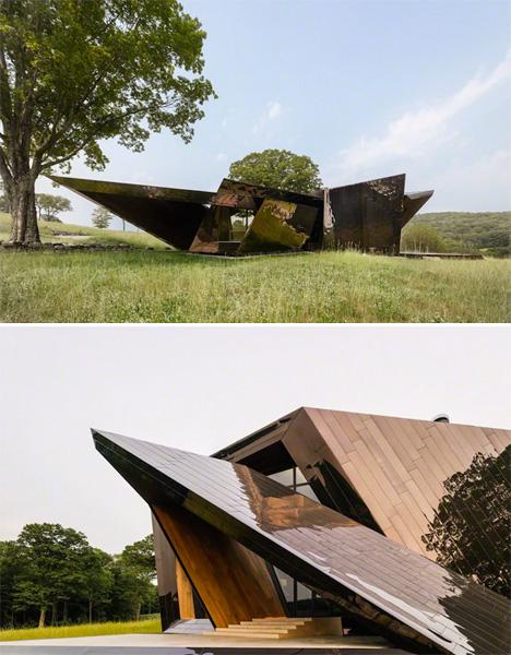 Libeskind Ultramodern House 2