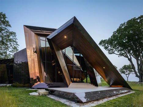 Libeskind Ultramodern House 3