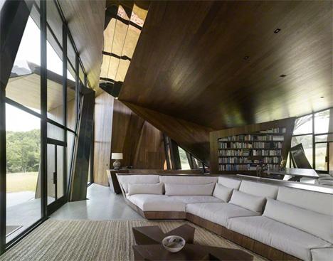 Libeskind Ultramodern House 4