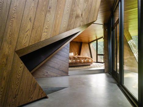 Libeskind Ultramodern House 5