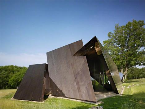 Libeskind Ultramodern House 6