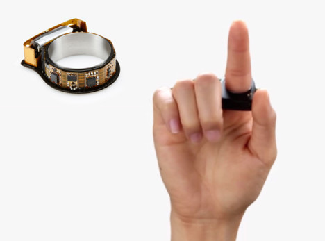 Magic Ring: Wearable Device Lets You Control Gadgets with