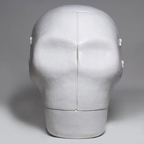 Sensory Deprivation Skull Chair 2