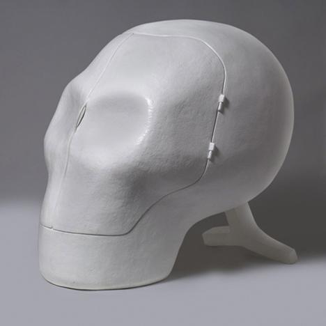 Sensory Deprivation Skull Chair 4