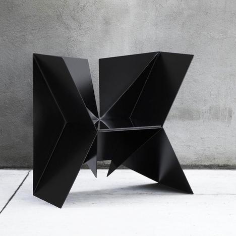 Triangulation Sharp Geometric Modern Furniture Series