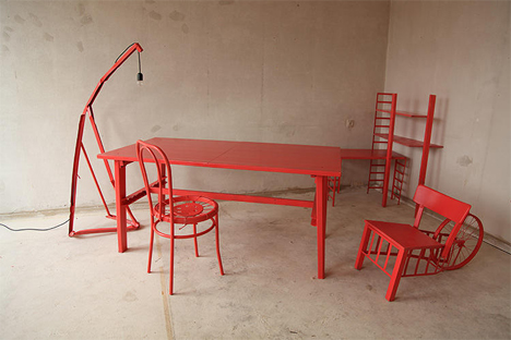 collectables furniture