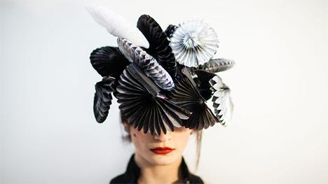 environmentally reactive hat