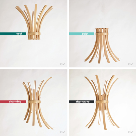 filo lamp configurations