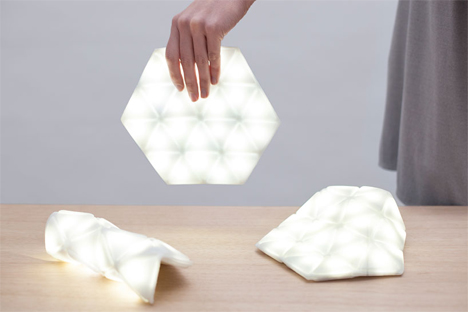 Flexible Light Bends to Illuminate the Bottom of Your...