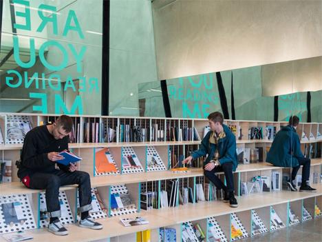 melbourne australia gallery reading room