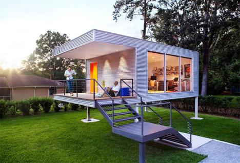 ASUL elevated modular office