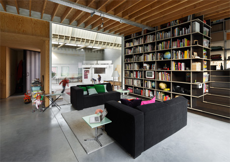 Converted Warehouse Home 5