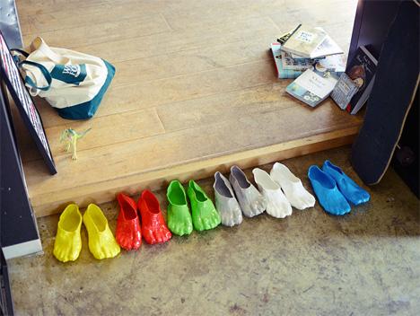 Fondue Slippers 2