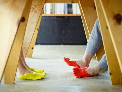 Fondue Slippers 3