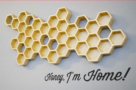 Honey Keychain System 2
