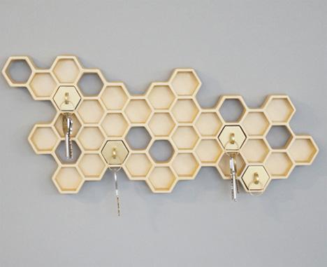 Honey Keychain System 3