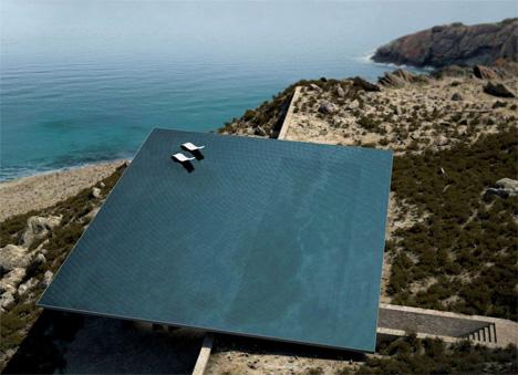 Rooftop Infinity Pool 1