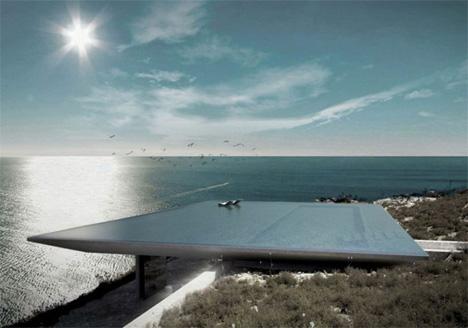 Rooftop Infinity Pool 2