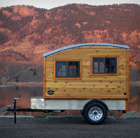 Gallery Of Tiny Camping Trailers - Fabulous Homes Interior Design
