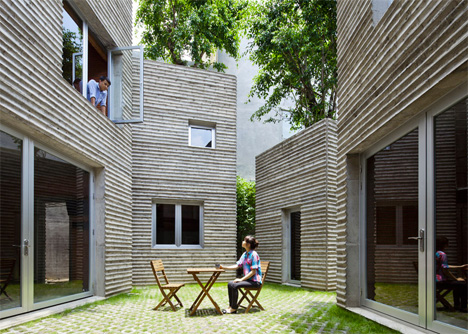 Tree Topped Houses Vietnam 3