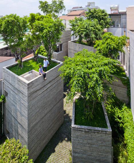Tree Topped Houses Vietnam 5
