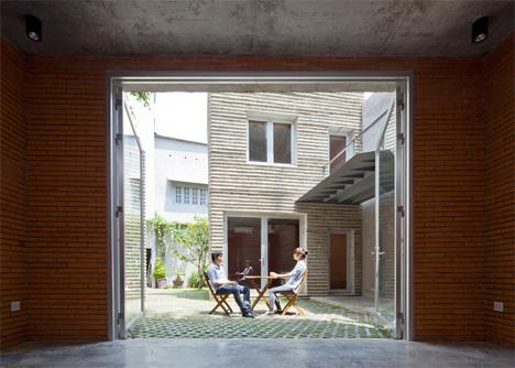 Tree Topped Houses Vietnam 6