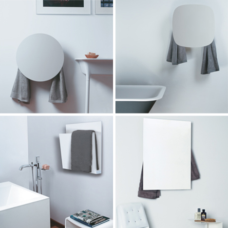 artistic sculptural towel warmers mg12