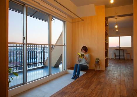 balcony and doma