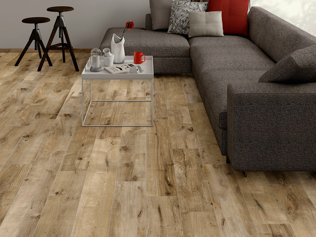 These Gorgeous Wood Floors Are Actually Ceramic   Designs ...