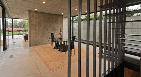 interior ground level
