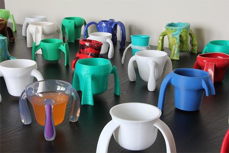 kangaroo cup prototypes