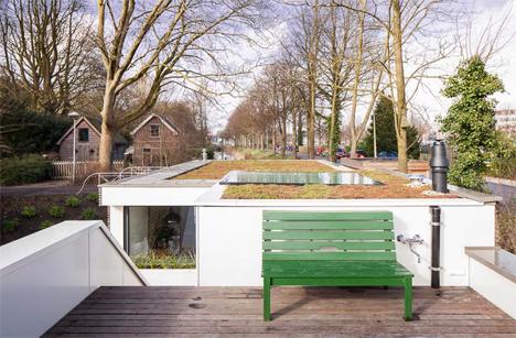 parkark green roof