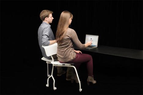 shared invitation chair
