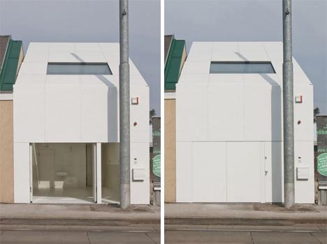 cj5 house facade