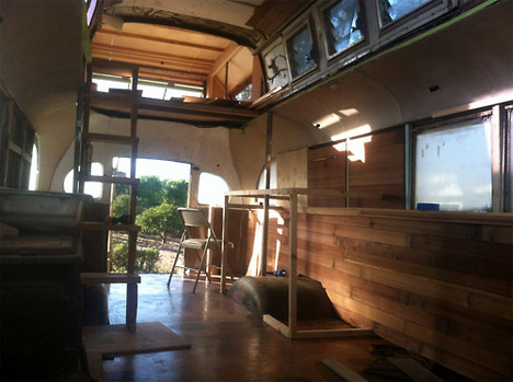 Converted Bus Home 3