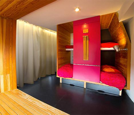 Wooden Box Apartment 1