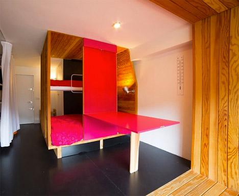 Wooden Box Apartment 3