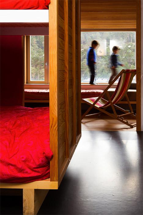 Wooden Box Apartment 4